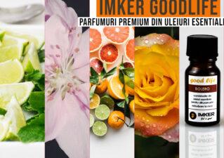 Uleiuri esentiale premium colectia IMKER GoodLife